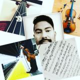 Professor de Violino, músicos para festas.