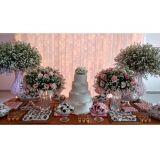 decoração de casamento e assessoria do dia