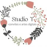 Studio T - Convites e Artes para Imprimir em Casa