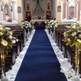 Passadeira para Entrada de Noiva e Eventos em Gera