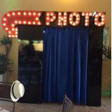 Cabine de Fotos Divertida Pense Click