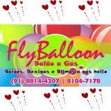 Fly Balloon Balão a Gás