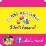 Sibeli Amaral - Curso de Arte em Balões