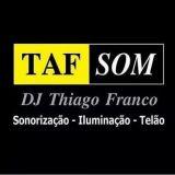 Tafsom - Som - Iluminação - Imagem