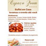Buffet em Casa