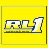 RL1 Comunicação Visual & Brindes