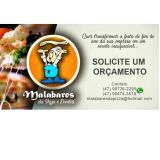 malabares da pizza eventos