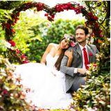 buquê de rosas - cerimonial para casamentos