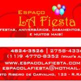 Espaço La Fiesta