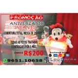 Leo Rocha Fotografia - Promoção em Festas Infantis