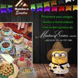 Buffet Junino - Encomendas para Festa Juninas