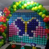 Curso de Decoração de Balões