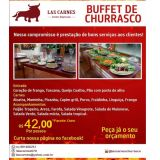 Las Carnes Cortes Especiais - Buffet de Churrasco
