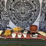 Buffet em domicilio mexicano