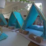 Cabanas festa do pijama e Day Spa