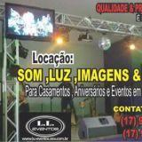 L.L. Eventos- aluguel de Som e iluminação