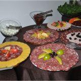 Buffet Tagajuan festa em casa