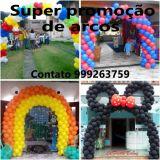 la Fiesta Balões