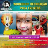 Workshop de Recreação para Eventos