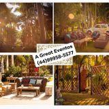 A Great Eventos Decoração e locação de móveis