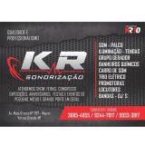 KR Sonorização e Eventos