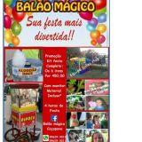 Balão Mágico Festas