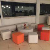 Locação de lounges