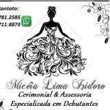Cerimonial & Assessoria especializada em Debutante