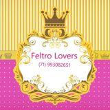 Feltro Lovers - Arte em Feltro