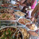Buffet de churrasco 100 convidados