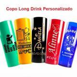Barril Brindes - Copos Long Drink Personalizados