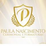 Paula Nascimento - Cerimonial e Eventos