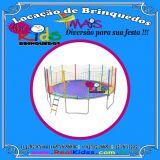 Real Kids Locação - Cama Elástica 03 Metros