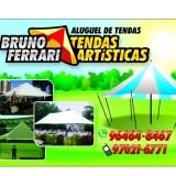 Bruno Ferrari Tendas Artísticas
