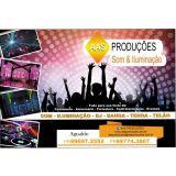 aas Produções Som e Iluminação