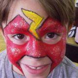 Pintura facial infantil em Maceió