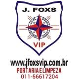Grupo J Foxs Vip Portaria e Limpeza e Zeladoria