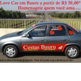 Loucura de Amor em Bauru - A partir de 100,00