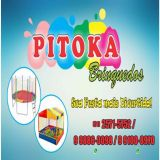 Pitoka Brinquedos - Aluguel de brinquedos Betim