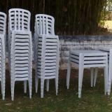 Locação de Mesas e Cadeiras em Campinas