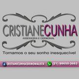 Cristiane Cunha cerimonialista
