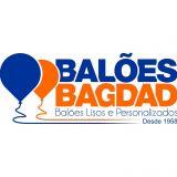 Balões Bagdad - Balões Lisos e Personalizados
