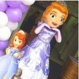 Princesa Sofia Cover Personagens Vivos animação