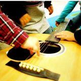 Animação com voz e violão