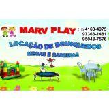 Marv Play Locacao Mesas Cadeiras e Brinquedos