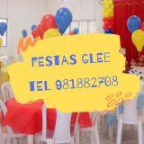 Festas Glee
