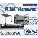 Locações de Palcos - Projeta Eventos
