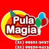 Pula Magia - Aluguel de piscina de bolinhas