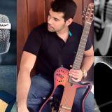 Música ao vivo - Voz & Violão - Thiago Costa- (Pre