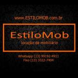 EstiloMob - Locação de cadeiras e mesas